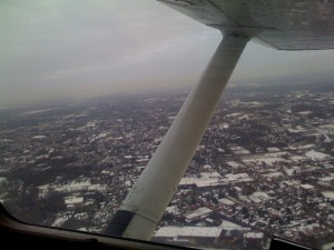 snow-in-de-lucht