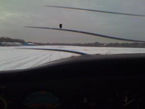 sneeuw-take-off